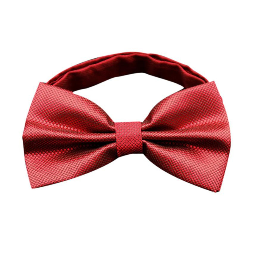 Men's Fashion Butterfly Bowtie Wedding Accessories