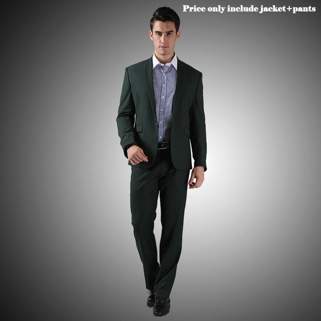 Men's Wedding Tuxedo Suits F1315 (wedding, business)