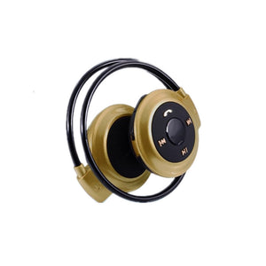 Bluetooth 4.0 Headphones Over-Ear Stereo Card Bluetooth Headset