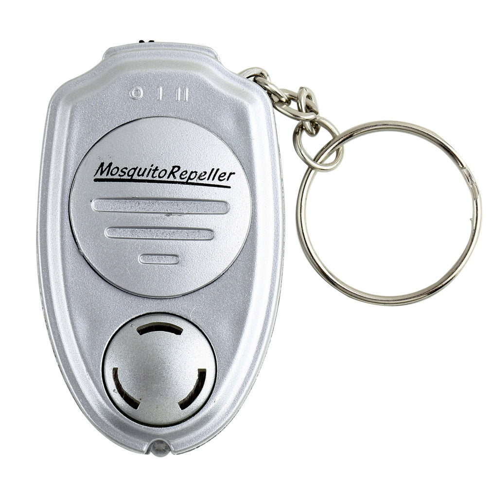 Keychain key clip Electronic Ultrasonic Repeller for Mosquitos