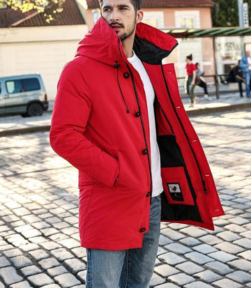 New Winter Hooded Coat -NowFashionTrend.com