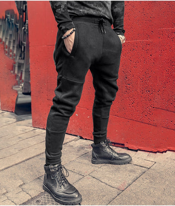 Casual Cotton Jogger Pants