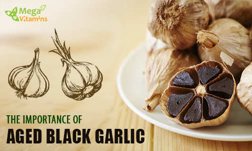 The Importance of Aged black garlic