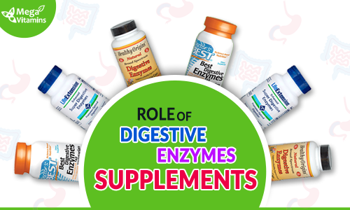 Role of Digestive Enzymes Supplements