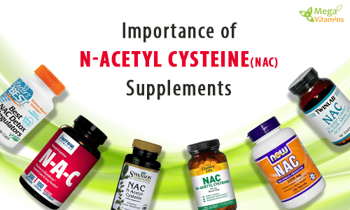 Importance of NAC Supplements