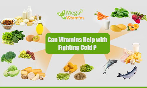 Can Vitamins Help with Fighting Cold?