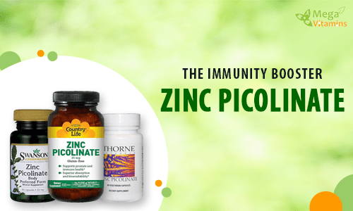 The Immunity Booster Zinc Picolinate