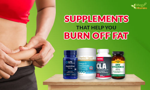 Supplements to Help You Burn Off That Post-Holiday Fat