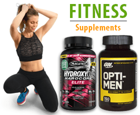 Fitness supplements Australia