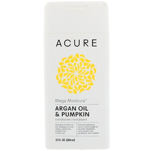 Acure, Mega Moisture Conditioner, Argan Oil & Pumpkin, 12 fl oz (354 ml)