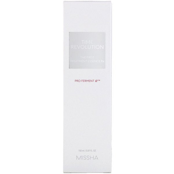 Missha, Time Revolution, The First Treatment Essence Rx, 5.07 fl oz (150 ml)