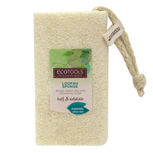 Load image into Gallery viewer, Eco Tools, Loofah Bath Sponge
