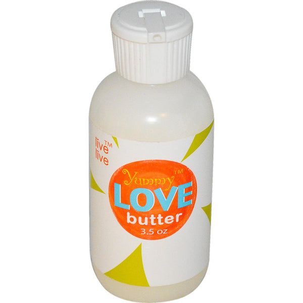 Yummy Organic Love Butter 3.5oz