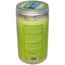 Load image into Gallery viewer, Bath Petals, Bath Salts, Thai Lemongrass Ginger (1133g)