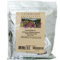 Starwest Botanicals Spirulina Powder 454 grams