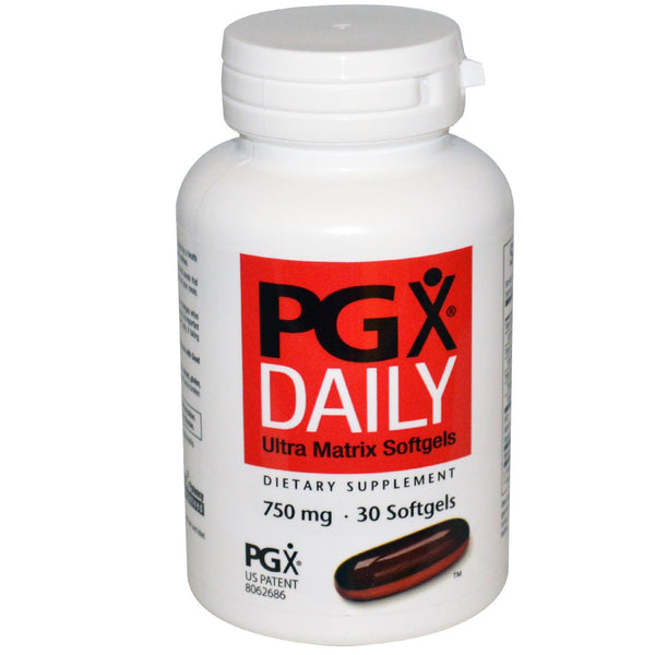 Natural Factors PGX Daily 750mg 60 Softgels - Dietary Supplement
