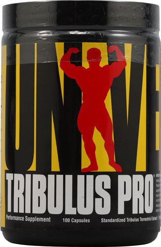 Universal Nutrition, Tribulus Pro, Standardised, Tribulus Terrestris Extract, 100 Capsules