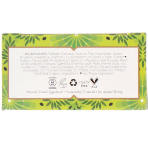 Nubian Heritage, Olive Oil & Green Tea Bar Soap, 5 oz (142 g)