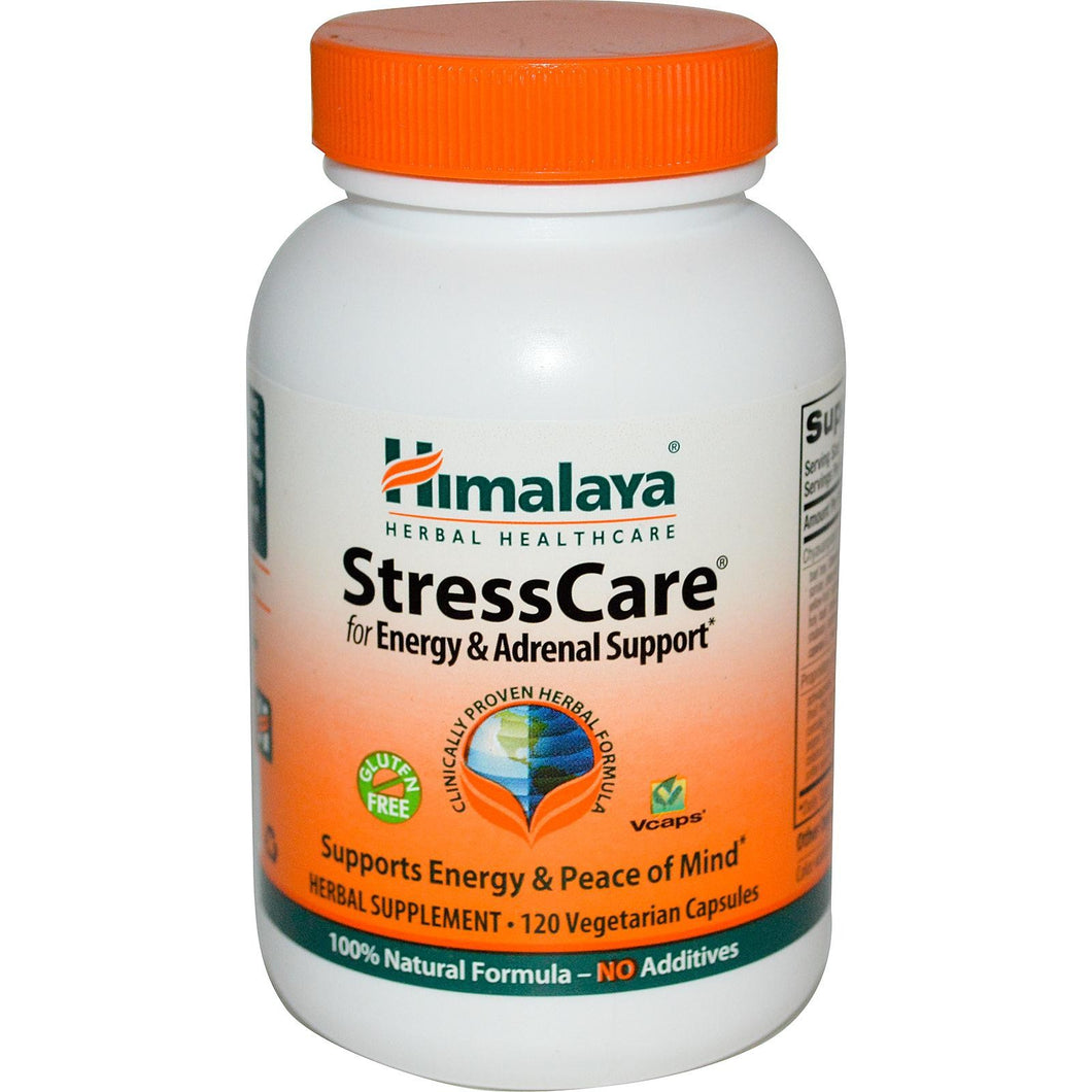 Himalaya Herbal Healthcare StressCare 120 V/Caps - Herbal Supplement