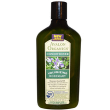 Load image into Gallery viewer, Avalon Organics, Conditioner, Volumising Rosemary (312g)
