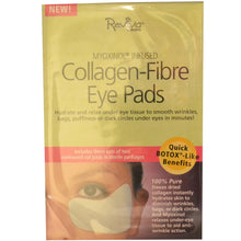 Load image into Gallery viewer, Reviva Labs, Collagen-Fibre Eye Pads, 3 Sets of Two Contoured Pads