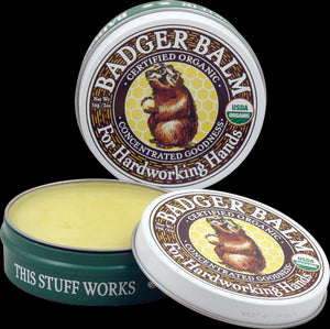 Badger Company, Badger Balm For Hard Working Hands, 2 oz, 56 grams