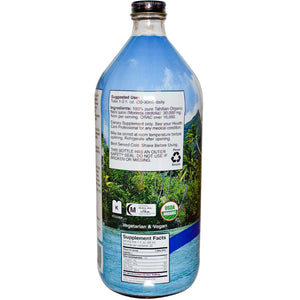 Earth's Bounty, Tahitian Organic Noni Juice, 32 fl oz, 946mls