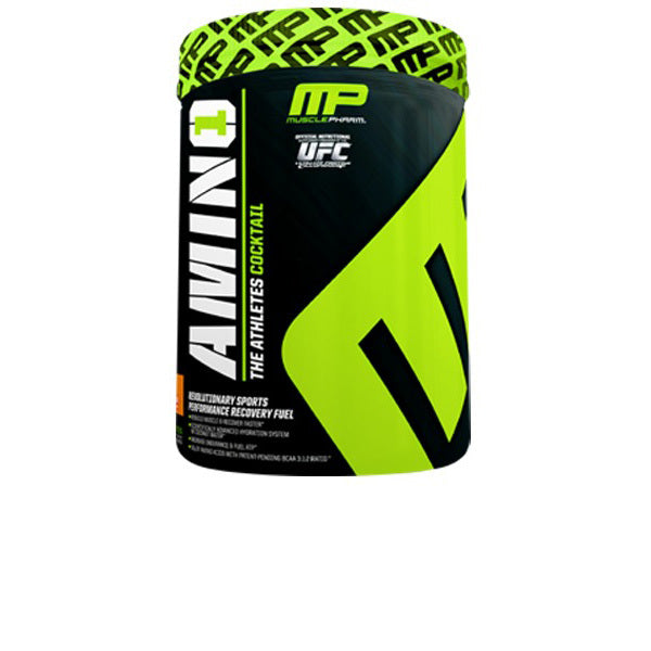 Muscle Pharm, Amino 1, Revolutionary Sports Performance, Fruit Punch, 0.94 lbs, 427.8 g, -32 Servess
