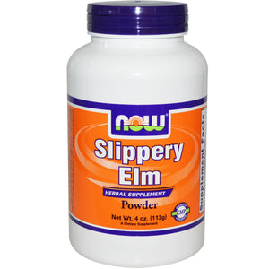 Now Foods, Slippery Elm, Powder, 113 g - Dietary Supplements