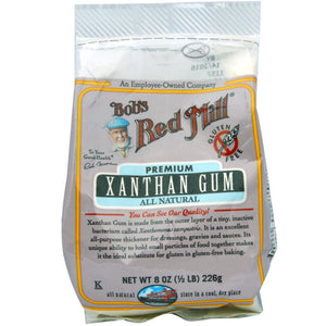 Bob's Red Mill, Xanthan Gum, Gluten Free, 8 oz, 226 g - Supplement