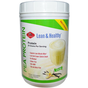 Olympian Labs Lean & Healthy Protein Vanilla Bean 1 lb 760g
