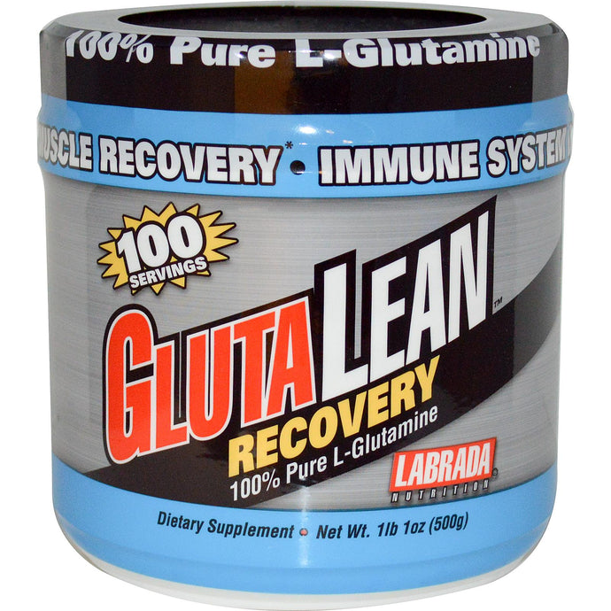 Labrada Nutrition, GlutaLean, Recovery, 500 g - Dietary Supplement