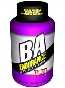 Labrada Nutrition, BA Endurance, 120 Capsules - Dietary Supplement