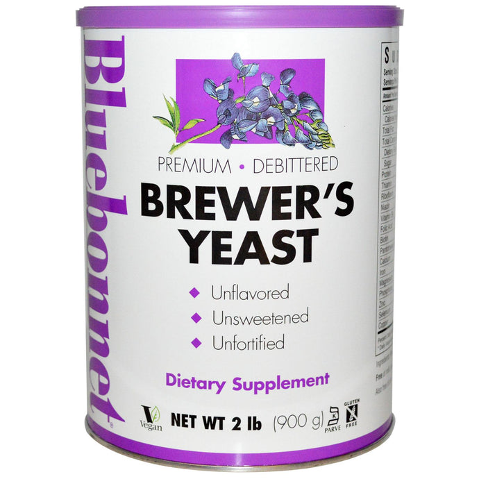 Bluebonnet Nutrition Brewer's Yeast 900 g - Dietary Supplement