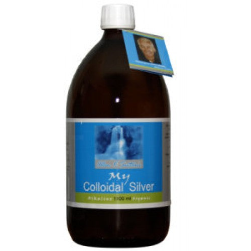Allan Sutton's My Colloidal Silver Glass 1100 ml