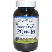 Eclectic Institute, Organic Acai POW-der, 90 g - Dietary supplement