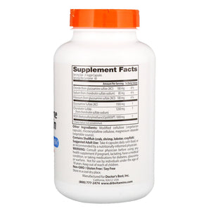 Doctor's Best, Glucosamine Chondroitin MSM with OptiMSM, 240 Veggie Caps