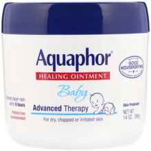 Load image into Gallery viewer, Aquaphor, Baby, Healing Ointment, 14 oz (396 g)