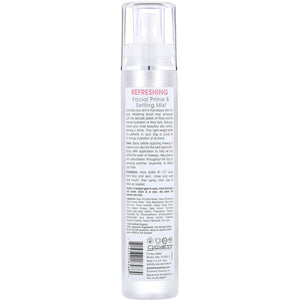 Giovanni, Refreshing Facial Prime & Setting Mist, Fresh Rose Water & Aloe, 5 fl oz (147 ml)