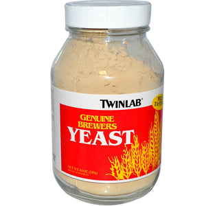 Twinlab, Genuine Brewer's Yeast, 510 g