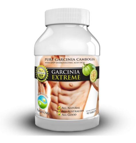 Nature's Help Garcinia Cambogia Extreme Men 90 Tablets