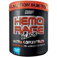 Nutrex, Hemo Rage, Black Ultra Concentrate, Bruisin Berry, 265 g
