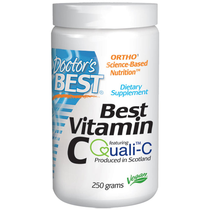 Doctor's Best, Best Vitamin C, Powder, 250 g