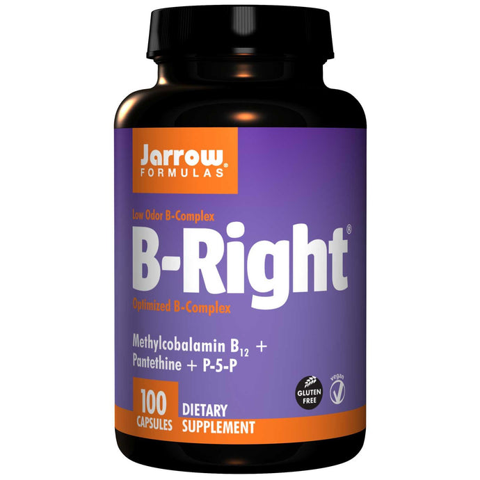 Jarrow Formulas, B-Right, 100 Capsules