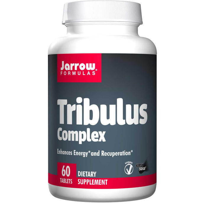 Jarrow Formulas, Tribulus Complex, 60 Tablets - Dietary Supplement