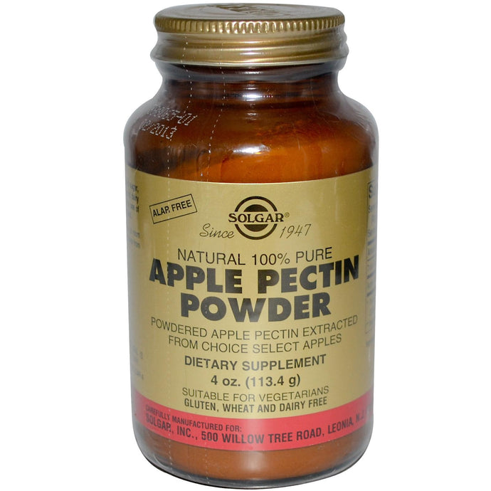 Solgar, Apple Pectin Powder, 4 oz, 113.4 grams