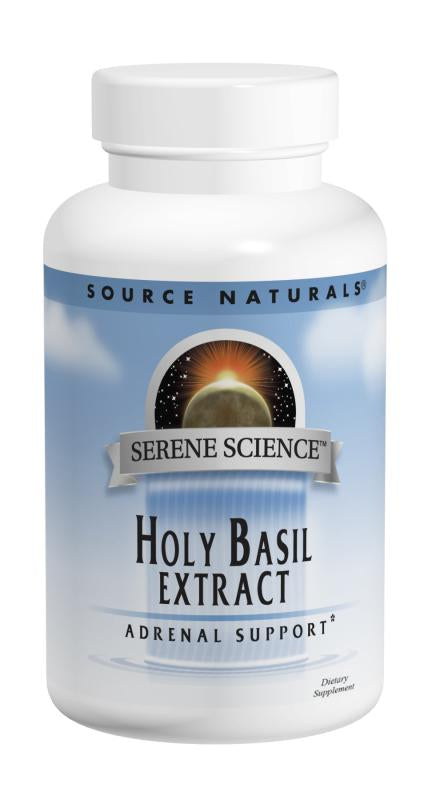 Source Naturals - Holy Basil Extract 450mg 120 Capsules