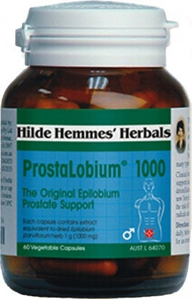 Hilde Hemmes Herbal's, ProstaLobium, 1,000 mg, 60 Vcaps