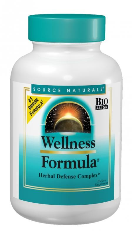 Source Naturals, Wellness Formula, Herbal Defence Complex, 240 Capsules
