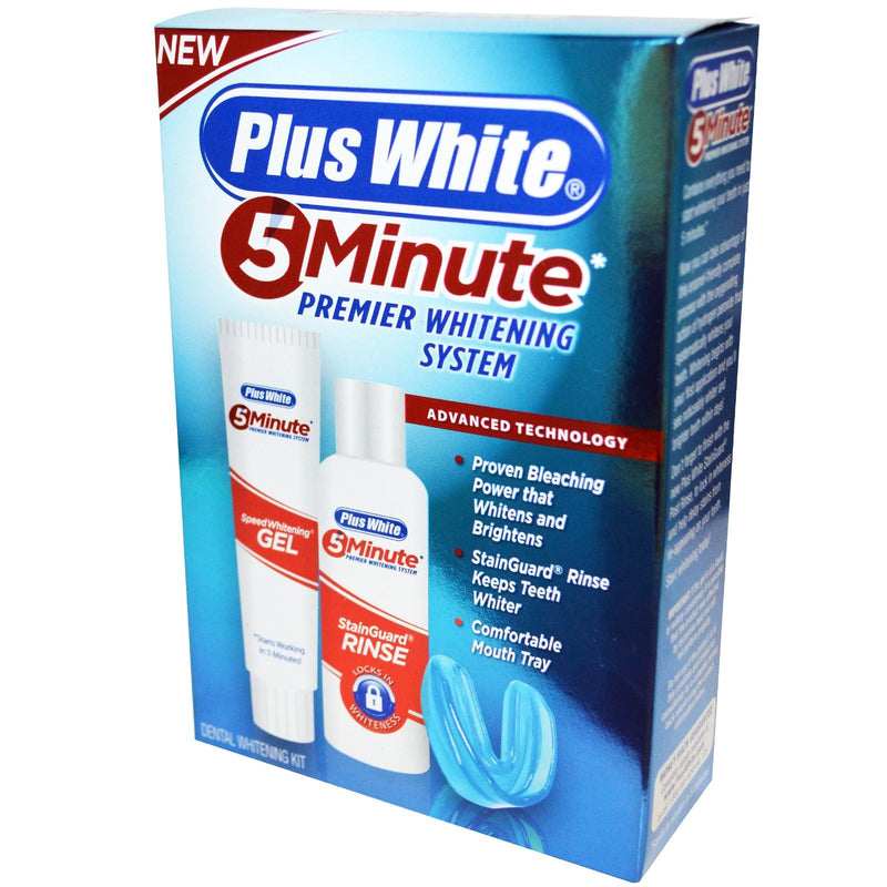 Plus White 5 Minute Premier Whitening System 3 Piece Whitening Kit